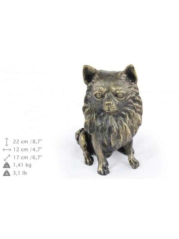 Chihuahua Long Coat - figurine (resin) - 676 - 16302