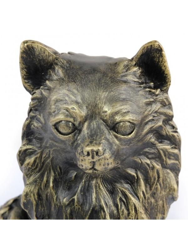 Chihuahua Long Coat - figurine (resin) - 676 - 16311