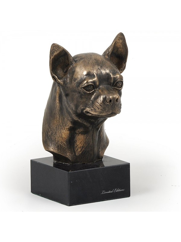 Chihuahua Smooth Coat  - figurine (bronze) - 198 - 2860