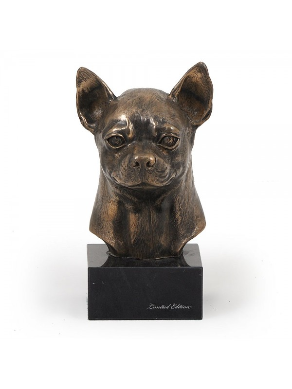 Chihuahua Smooth Coat  - figurine (bronze) - 198 - 2861