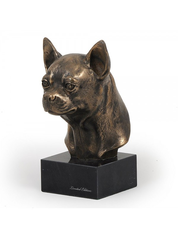 Chihuahua Smooth Coat  - figurine (bronze) - 198 - 2862