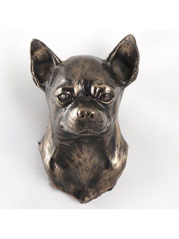 Chihuahua Smooth Coat  - figurine (bronze) - 4688 - 41869