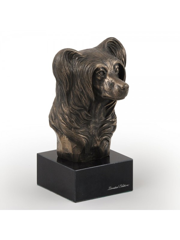 Chinese Crested - figurine (bronze) - 199 - 3072