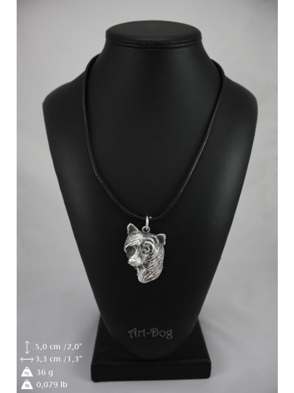 Chinese Crested - necklace (strap) - 288 - 8997