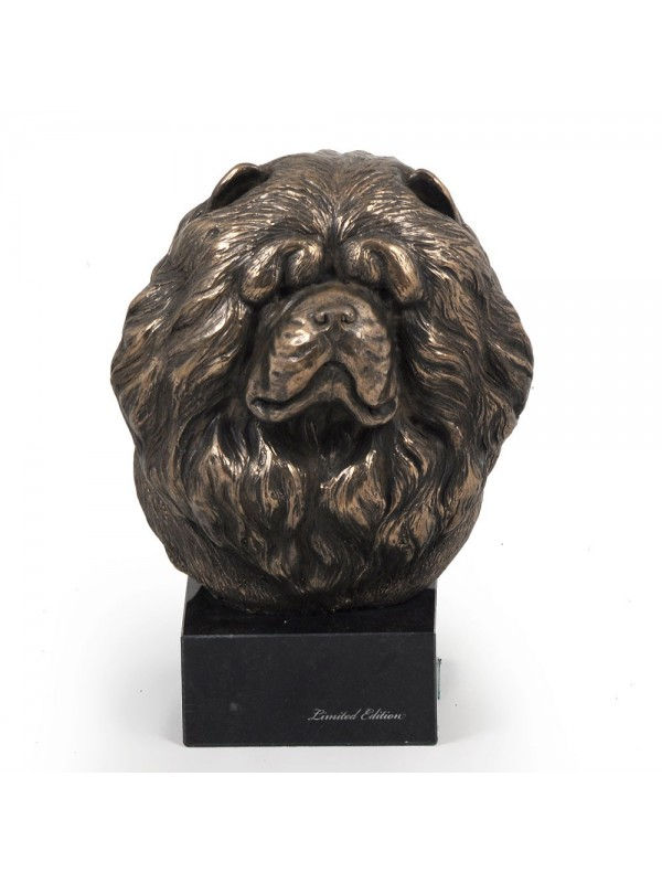 Chow Chow - figurine (bronze) - 200 - 2865