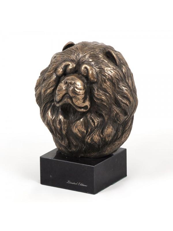Chow Chow - figurine (bronze) - 200 - 2866