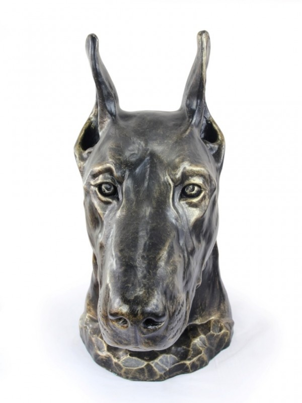Doberman pincher - figurine - 126 - 21925
