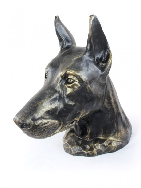 Doberman pincher - figurine - 126 - 21926