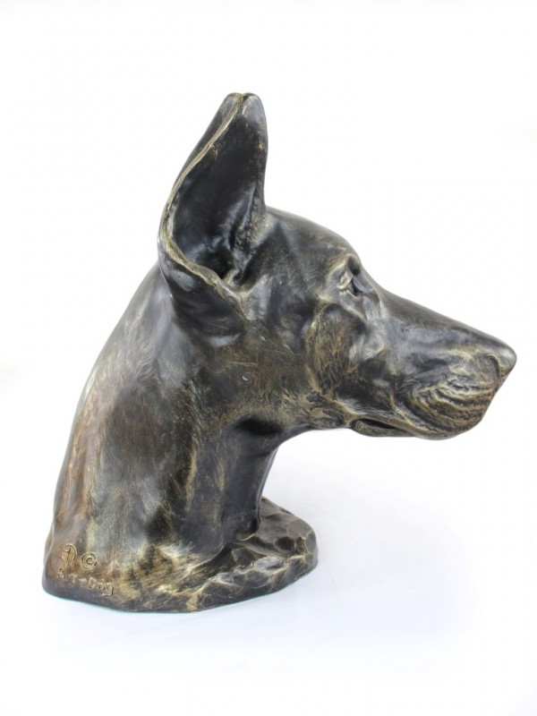Doberman pincher - figurine - 126 - 21928