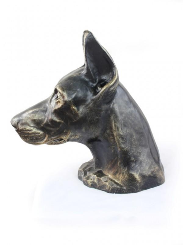 Doberman pincher - figurine - 126 - 21930