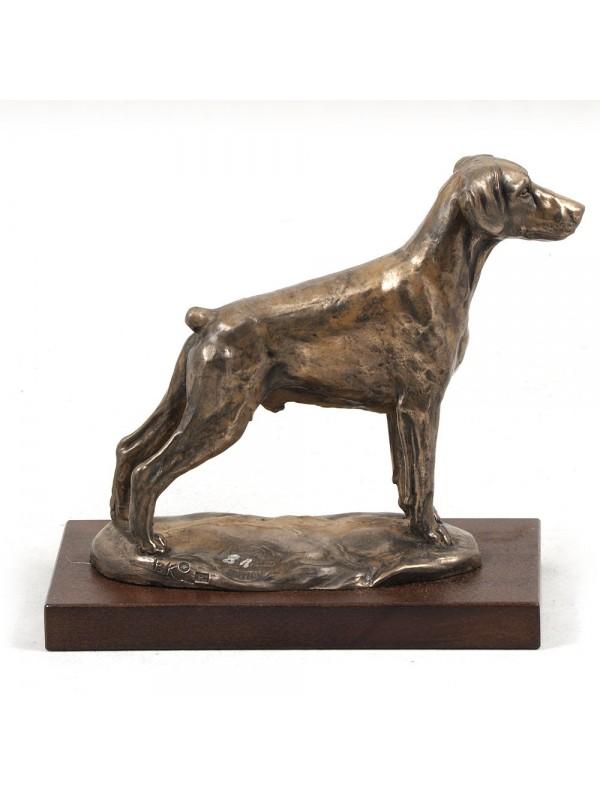 Doberman pincher - figurine (bronze) - 597 - 2697