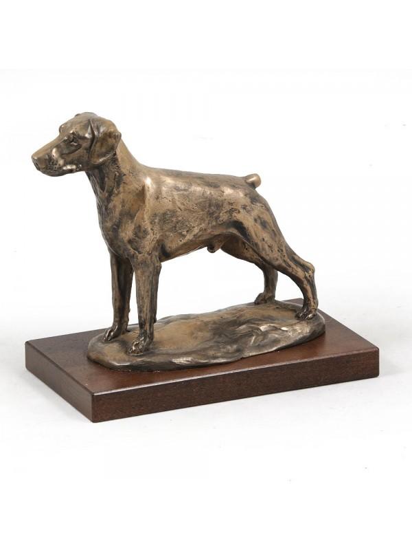 Doberman pincher - figurine (bronze) - 597 - 2699