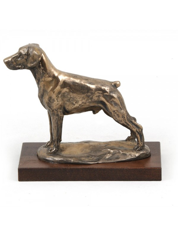 Doberman pincher - figurine (bronze) - 597 - 2700