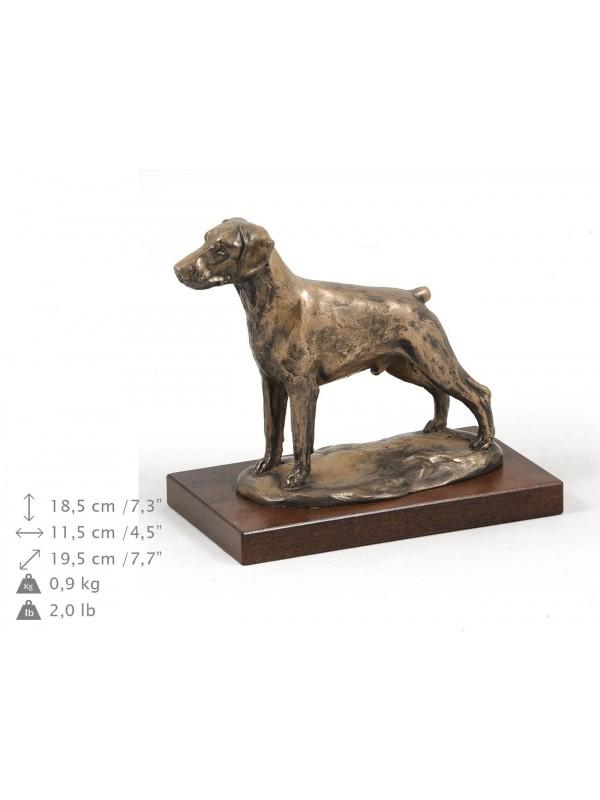 Doberman pincher - figurine (bronze) - 597 - 8337