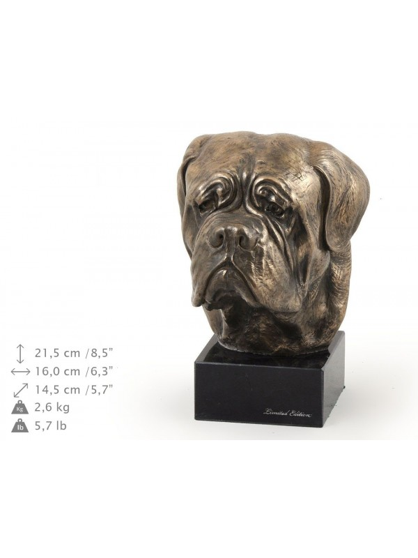 Dog de Bordeaux - figurine (bronze) - 210 - 9137