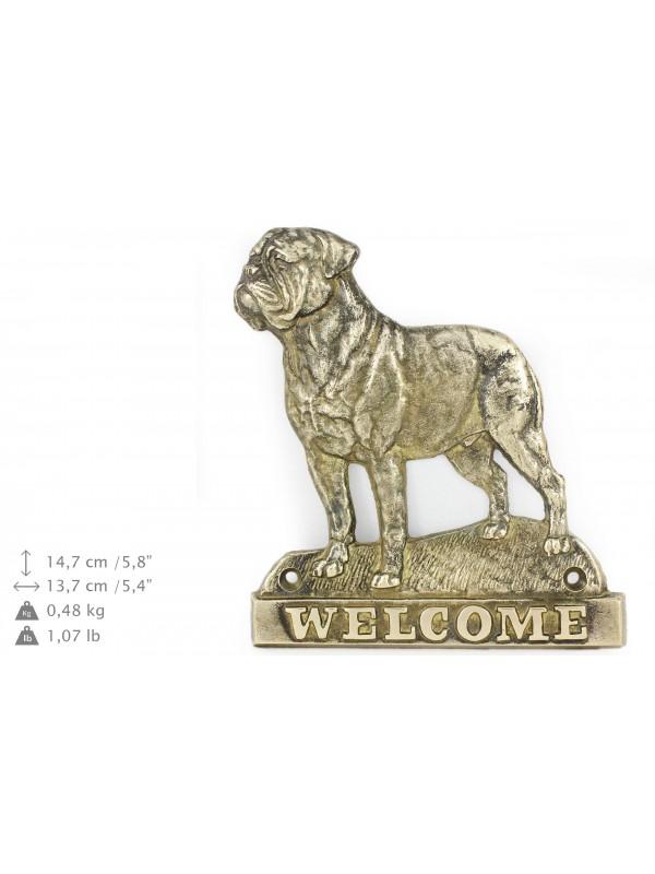 Dog de Bordeaux - tablet - 495 - 8079
