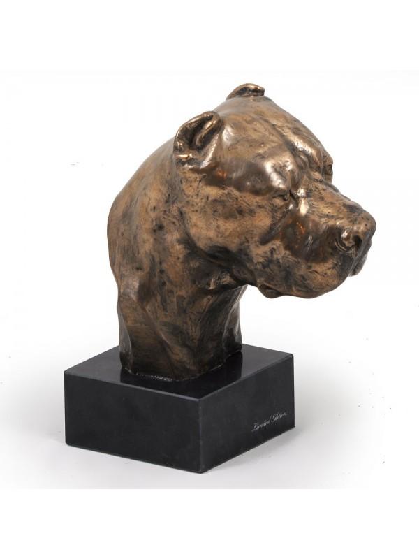 Dogo Argentino - figurine (bronze) - 209 - 2881