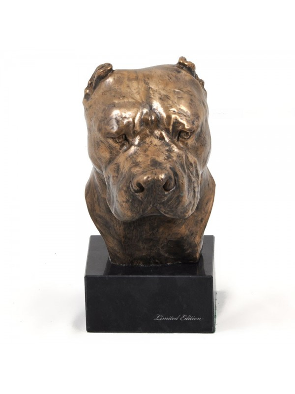 Dogo Argentino - figurine (bronze) - 209 - 2882