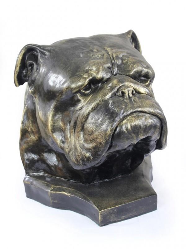English Bulldog - figurine - 122 - 21859