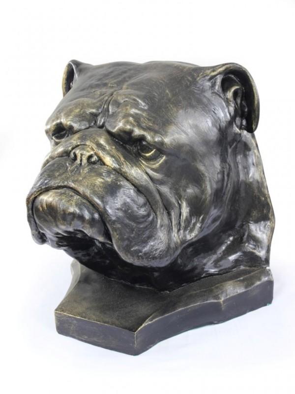 English Bulldog - figurine - 122 - 21860