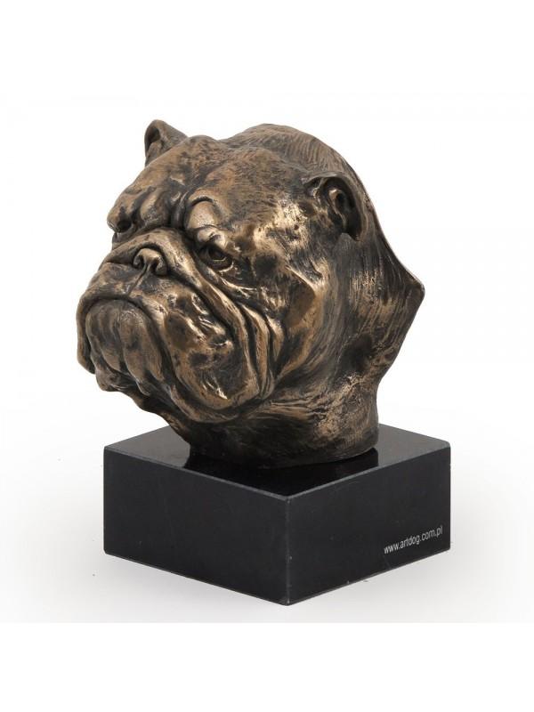English Bulldog - figurine (bronze) - 211 - 3097