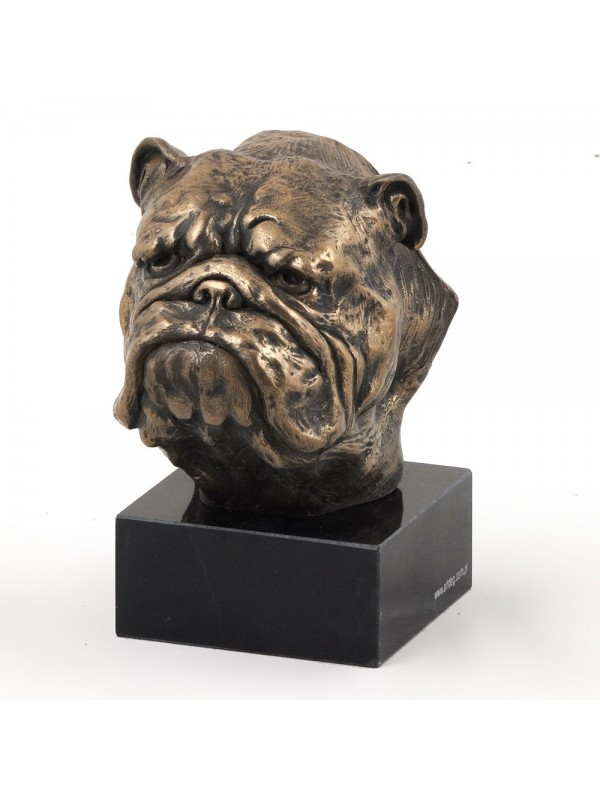 English Bulldog - figurine (bronze) - 211 - 3098