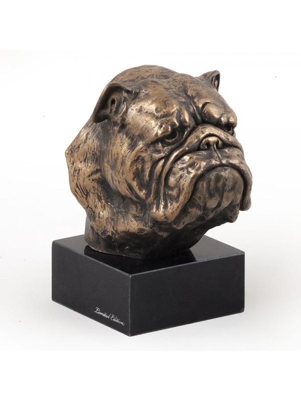 English Bulldog - figurine (bronze) - 211 - 3099