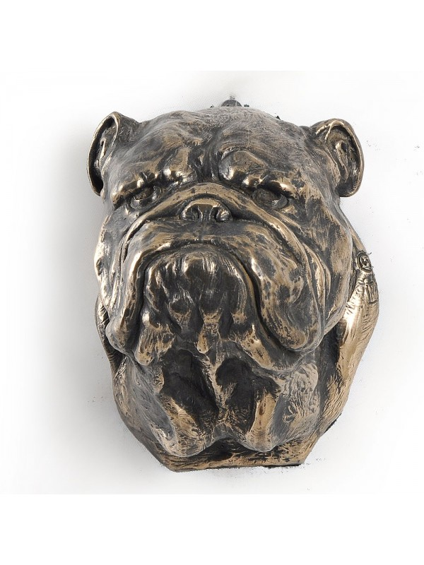 English Bulldog - figurine (bronze) - 431 - 2524