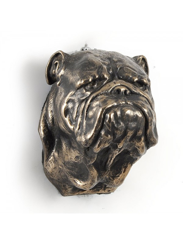 English Bulldog - figurine (bronze) - 431 - 2525