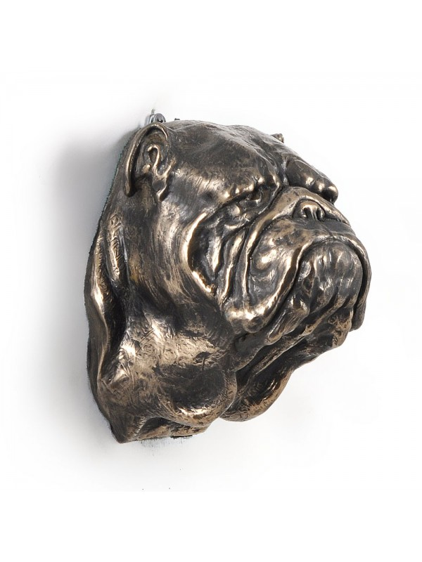 English Bulldog - figurine (bronze) - 431 - 2526