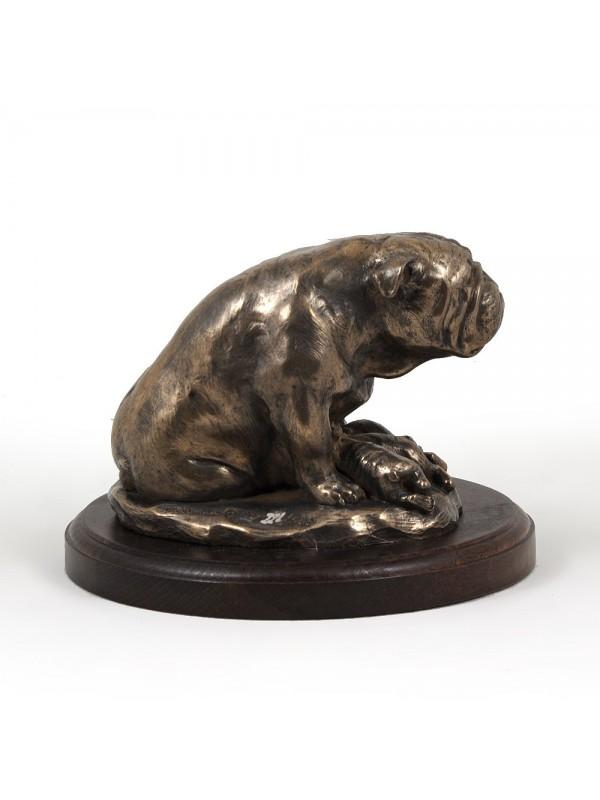 English Bulldog - figurine (bronze) - 591 - 2671