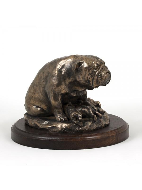 English Bulldog - figurine (bronze) - 591 - 2672