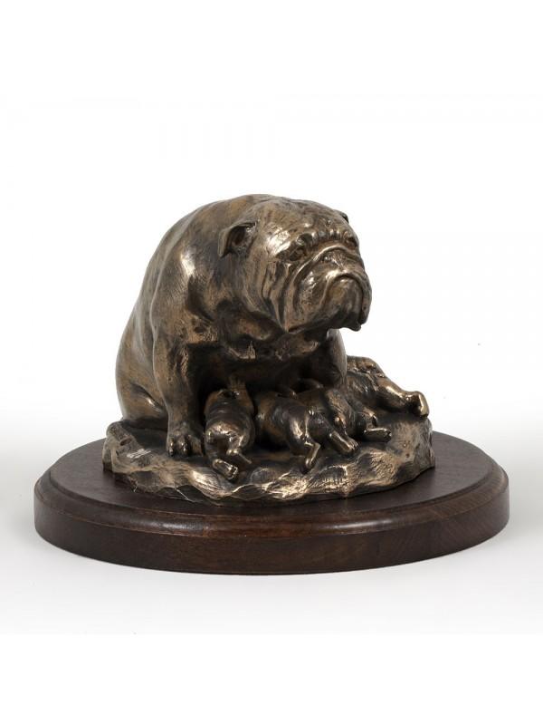 English Bulldog - figurine (bronze) - 591 - 2673