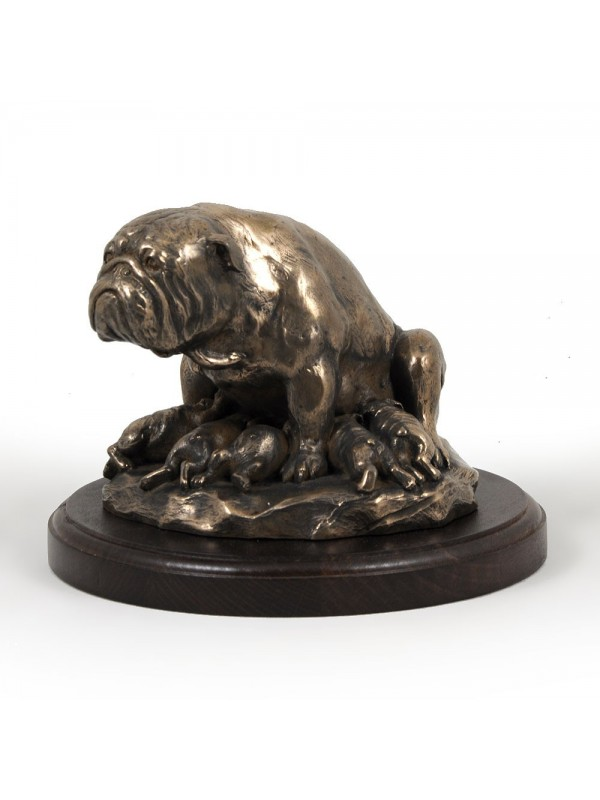 English Bulldog - figurine (bronze) - 591 - 2675