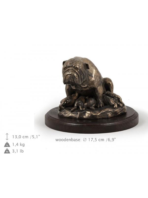 English Bulldog - figurine (bronze) - 591 - 8331