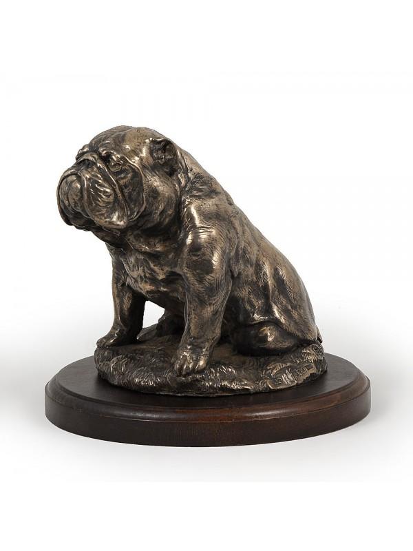 English Bulldog - figurine (bronze) - 592 - 2676