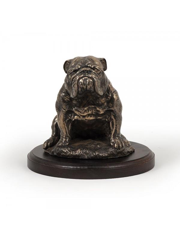 English Bulldog - figurine (bronze) - 592 - 2677