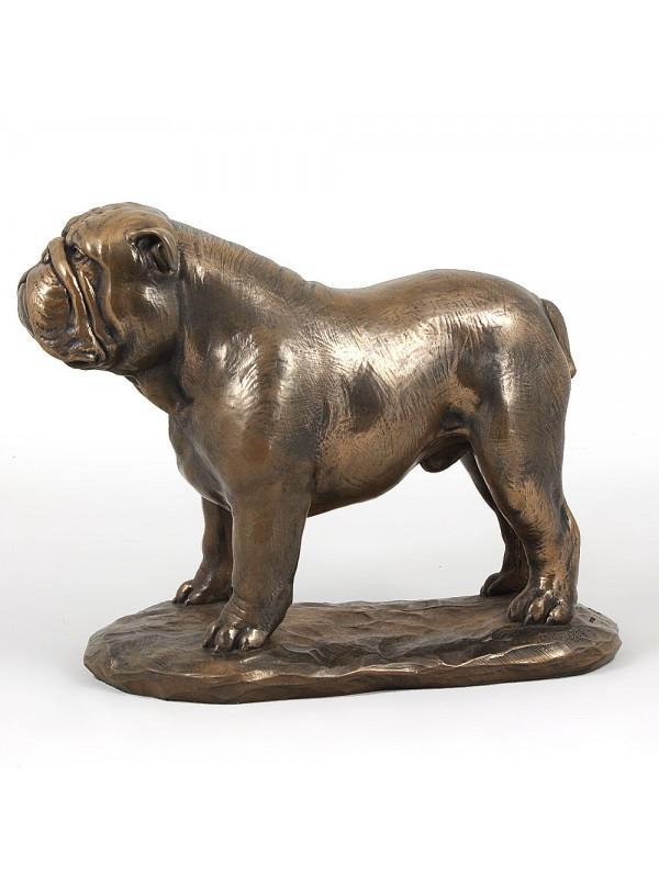 English Bulldog - figurine (bronze) - 657 - 2979