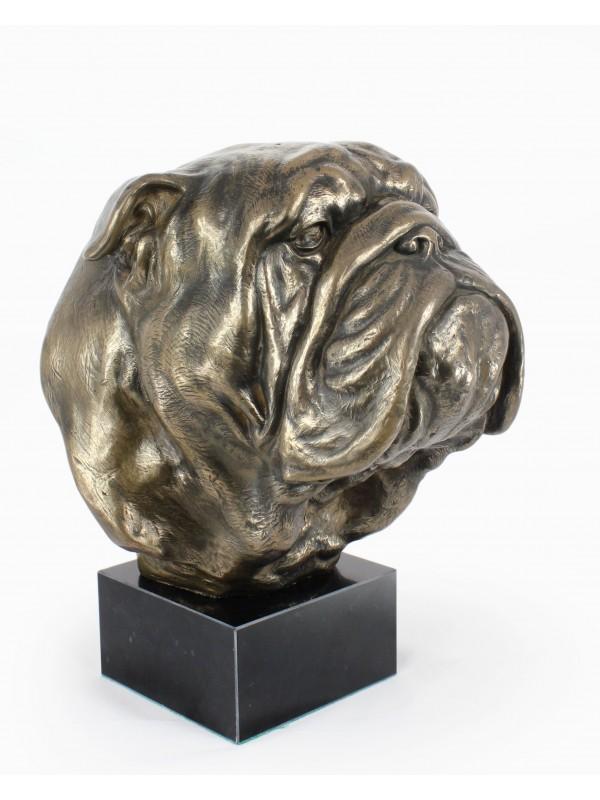 English Bulldog - figurine (resin) - 141 - 7658