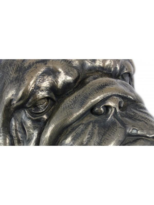 English Bulldog - figurine (resin) - 141 - 7660