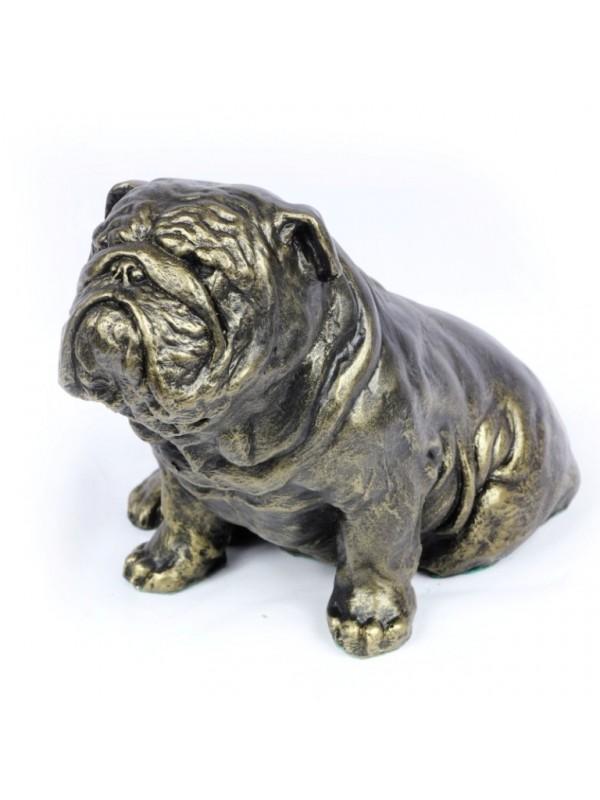 English Bulldog - figurine (resin) - 363 - 16266
