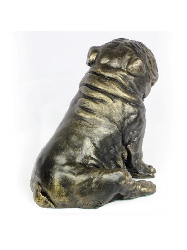 English Bulldog - figurine (resin) - 363 - 16270