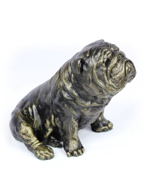 English Bulldog - figurine (resin) - 363 - 16272