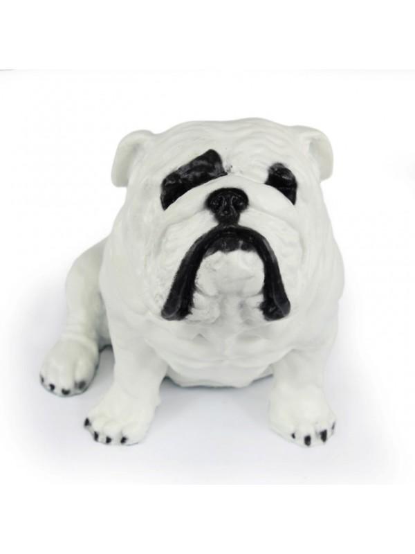 English Bulldog - figurine (resin) - 363 - 16333