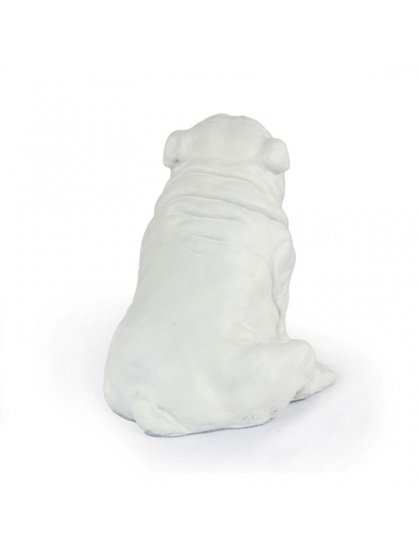 English Bulldog - figurine (resin) - 363 - 16340