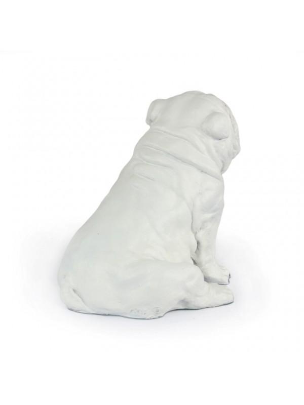 English Bulldog - figurine (resin) - 363 - 16341