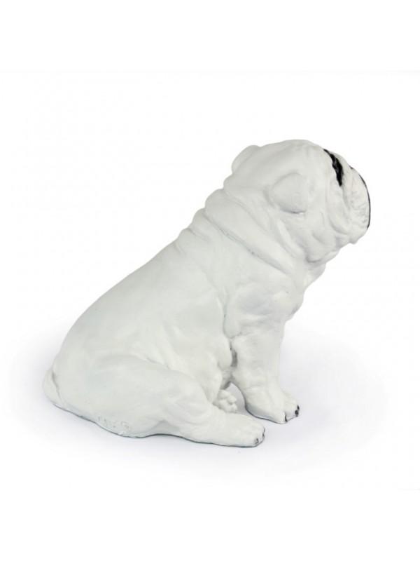 English Bulldog - figurine (resin) - 363 - 16342