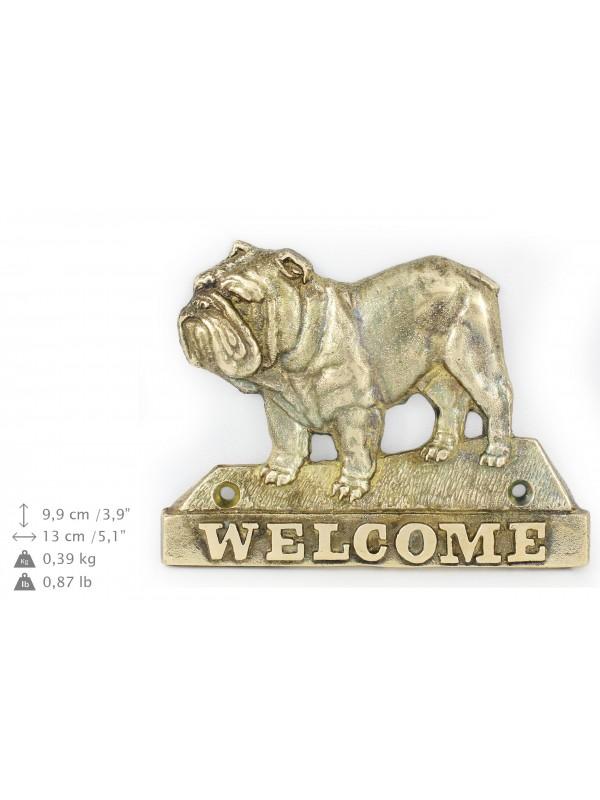 English Bulldog - tablet - 479 - 8014