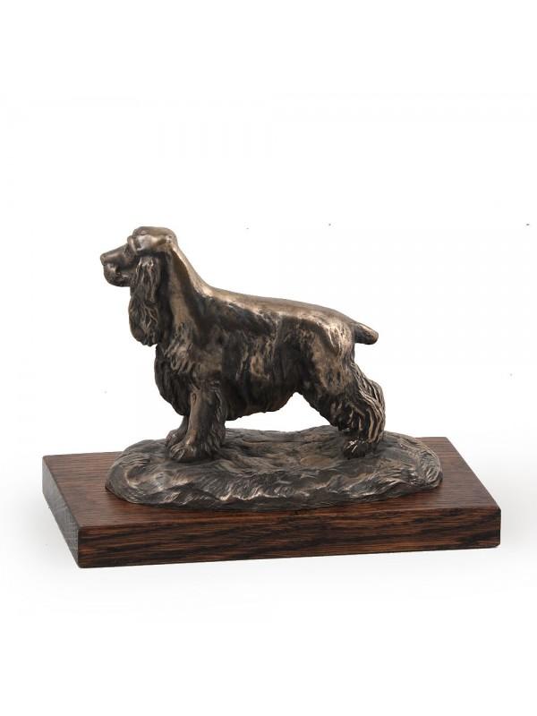 English Cocker Spaniel - figurine (bronze) - 598 - 3159