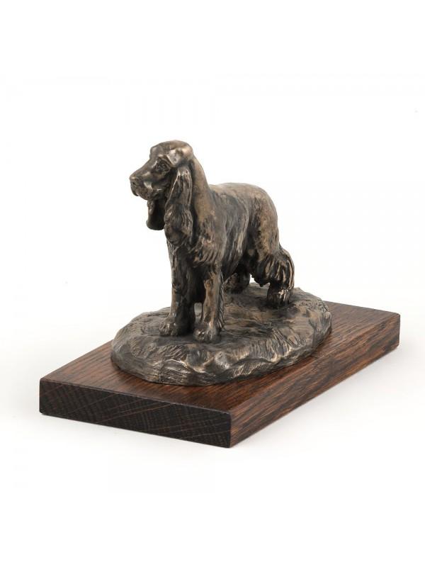 English Cocker Spaniel - figurine (bronze) - 598 - 3161